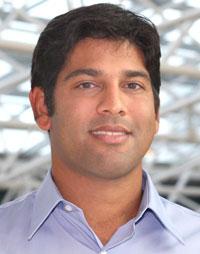 Neelan Choksi, cofounder of Lexcycle