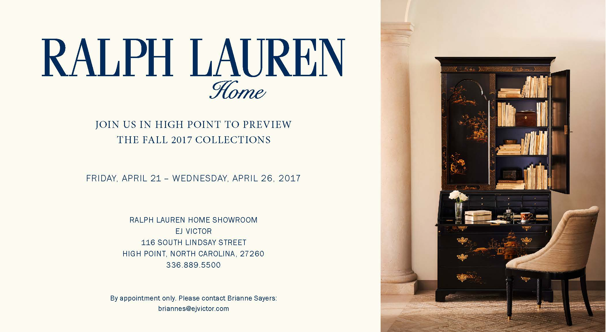 Ralph Lauren Home New Introductions