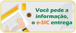 e-SIC: Serviço de Informação ao Cidadão