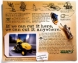 Yard-Man - Print       Doner Advertising