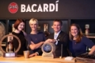 Global Travel Retail team training on BACARDI rums