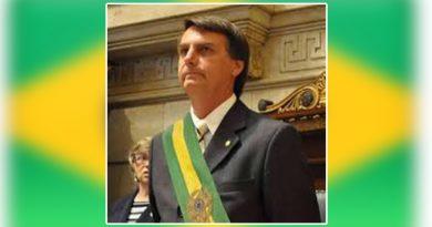 Bolsonaro ganha as eleições de 2018!!! 55,49% contra 44,4% do seu rival