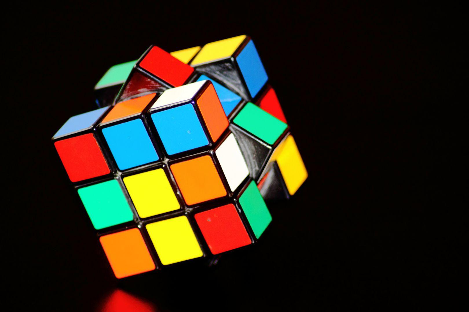 A Rubix Cube of Design