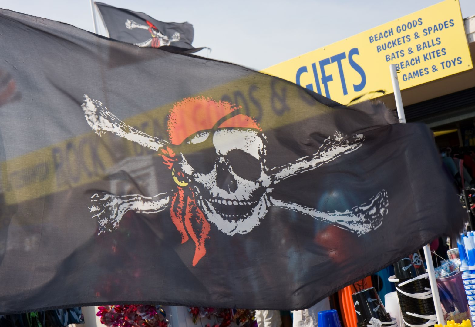 This Pirate Hunts for People to Help