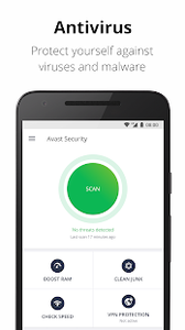 Avast Mobile Security - Antivirus & AppLock