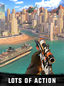 Sniper 3D Gun Shooter: Free Shooting Games - FPS for Android