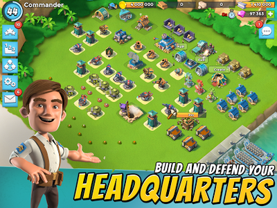 download boom beach on android
