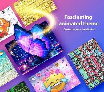 GO Keyboard - Emoji keyboard, Swipe input, GIFs