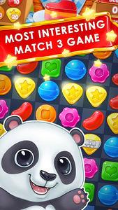 Panda Cookie - pop & smash jam Match 3 Games Free