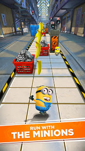 Minion Rush: Despicable Me Game