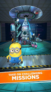 Minion Rush: Despicable Me Game for Android - Download