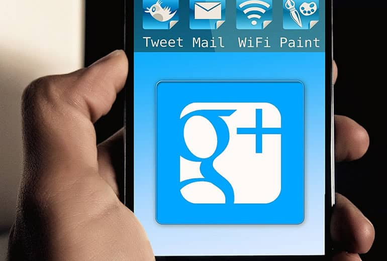 Google+ se actualiza para disfrutar de la calidad de los nuevos iPhones