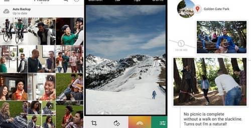 """Google+ hace """"historias"""""""