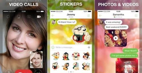 ICQ sigue vivo y se actualiza para teléfonos móviles