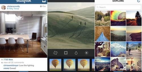 Instagram, se aleja de Facebook?