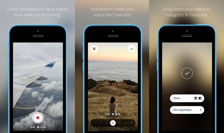 Hyperlapse, la novedosa y divertida aplicación de Instagram para tus videos