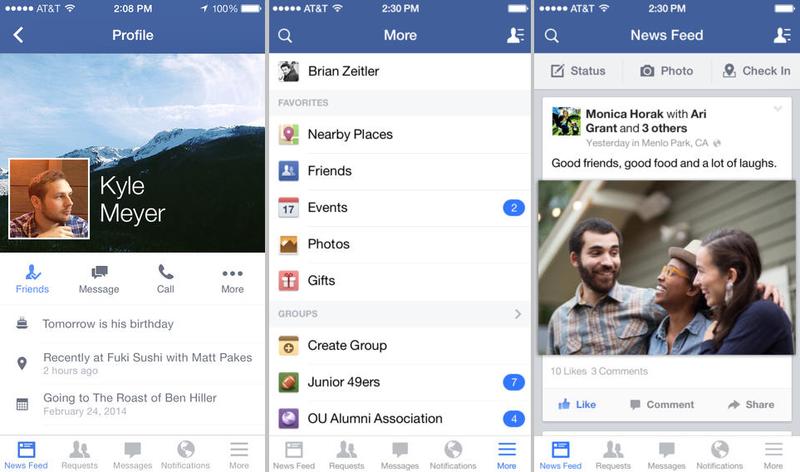 Facebook - Guía de Instalación para iOS
