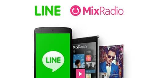 Line también quiere darle música a sus usuarios
