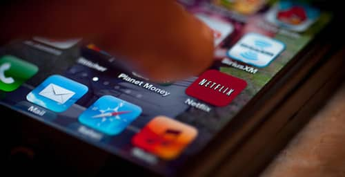 Netflix, un universo de películas y series online