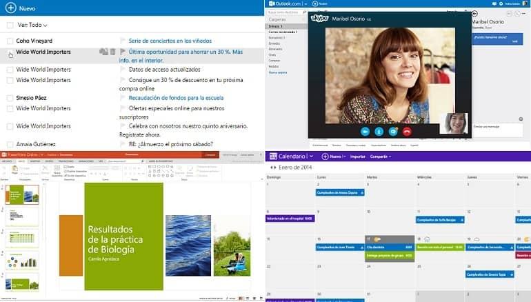 Cómo agregar acciones instantáneas en Outlook.com