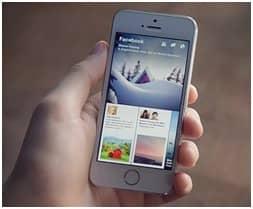 Configurar Facebook Paper si estás fuera de los EE.UU.