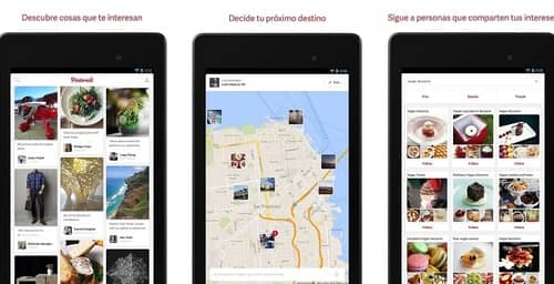 Pinterest, un tablero de imágenes