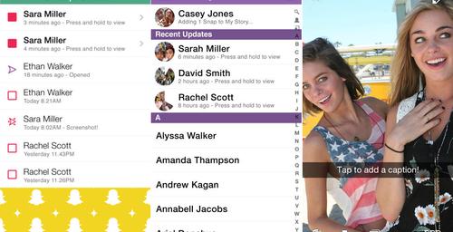 Snapchat - Guía de Instalación para iOS