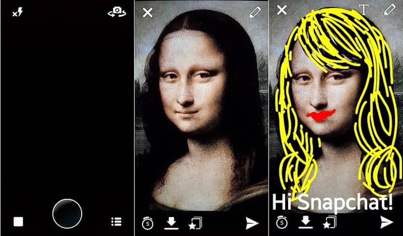 Configurar Snapchat para selfies con las últimas funciones incorporadas