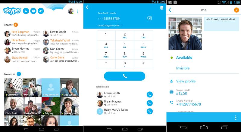 Skype - Guía de Instalación para Android