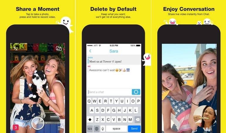 Snapchat innova con su propio sistema de validación