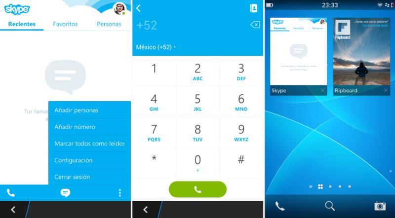 Skype - Guía de Instalación para BlackBerry