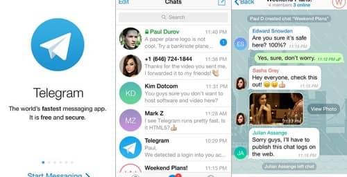 Telegram - Guía de Instalación para iOS