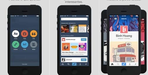 Tumblr - Guía de Instalación para iOS