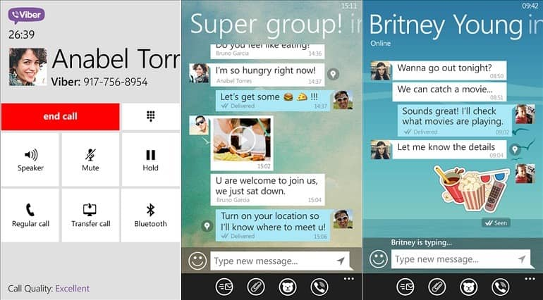 Viber - Guía de Instalación para Windows Phone