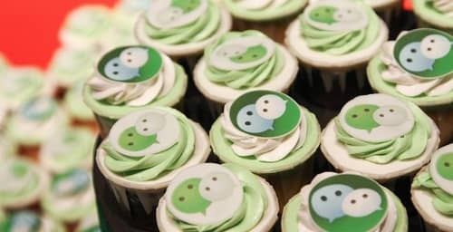 WeChat festeja su crecimiento, con 438 millones de usuarios activos