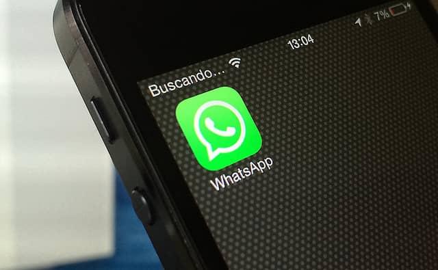 WhatsApp en la cima más alta de la mensajería instantánea