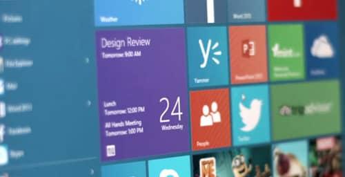Llega Windows 10 y te mostramos algunas de sus características