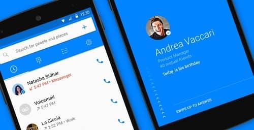 Facebook Hello, el nuevo identificador de llamadas de la Red Social