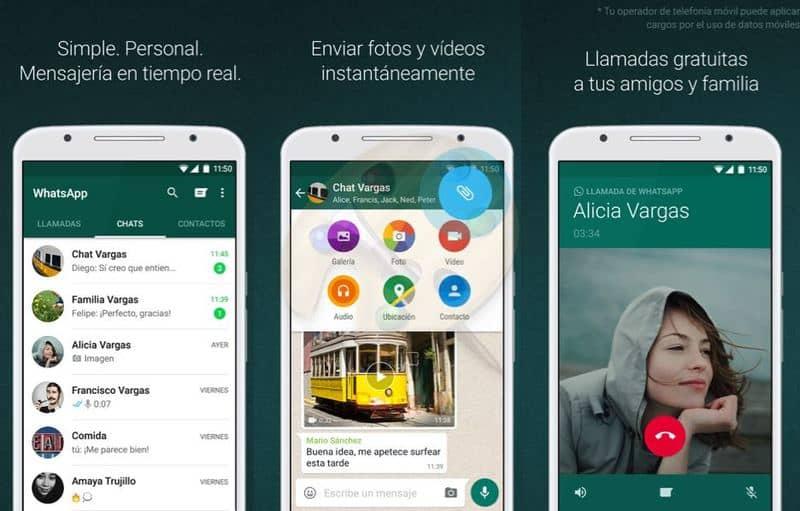 WhatsApp hoy presenta nueva actualización y estabiliza su función con Google Drive