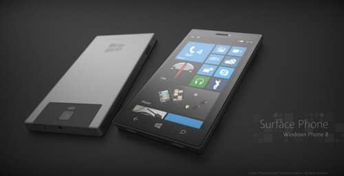 Nuevos rumores sobre el teléfono Surface de Microsoft
