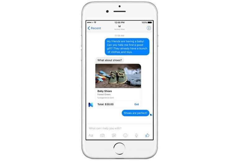 Facebook presenta su asistente personal