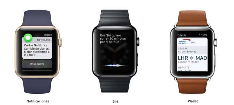 Apple Watch, estrena sistema operativo con importantes avances