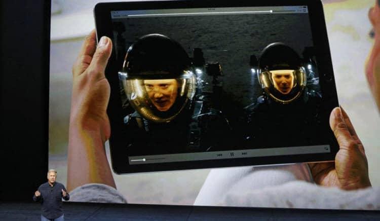 Apple Evento Especial - iPad Pro y accesorios