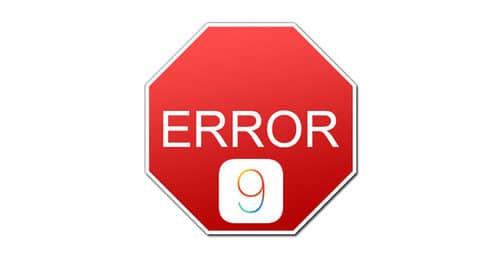 iOS 9 viene con un error que silencia las notificaciones de iPhones y iPads