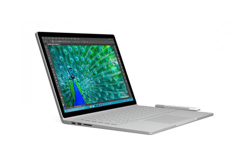 Surface Book, la increíble y competitiva PC portátil de Microsoft