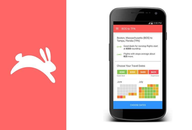 Hopper la aplicación que te ayuda a viajar volando a precios bajos