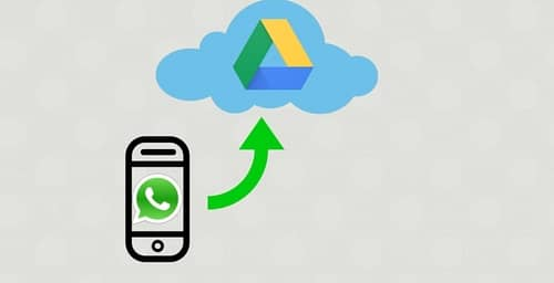 WhatsApp se podrá integrar con Google Drive