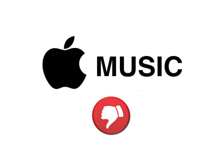 Apple Music, ¿un fracaso?