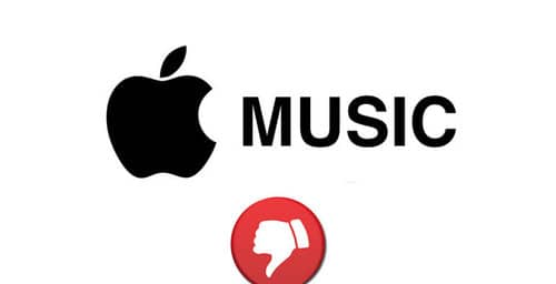 Apple Music, ¿un fracaso?