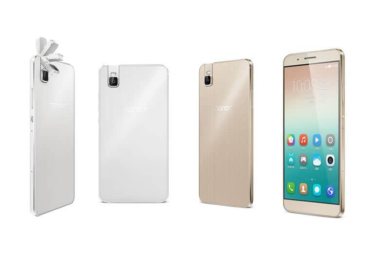 Huawei nos regala mejores selfies con su cámara giratoria